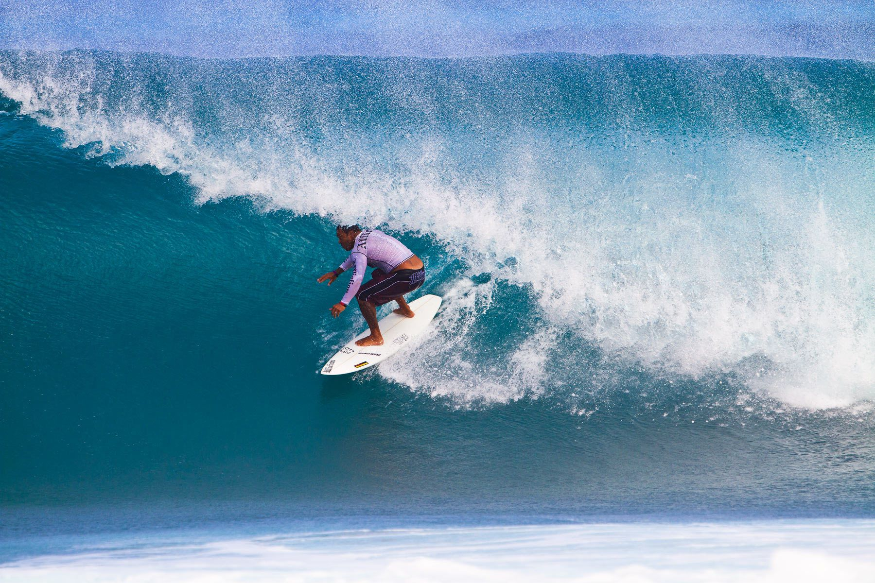 Sunny GarciaWorld Champion Surfing LegendBackdoor / Banzai PipelineNorth Shore, OahuHawaii