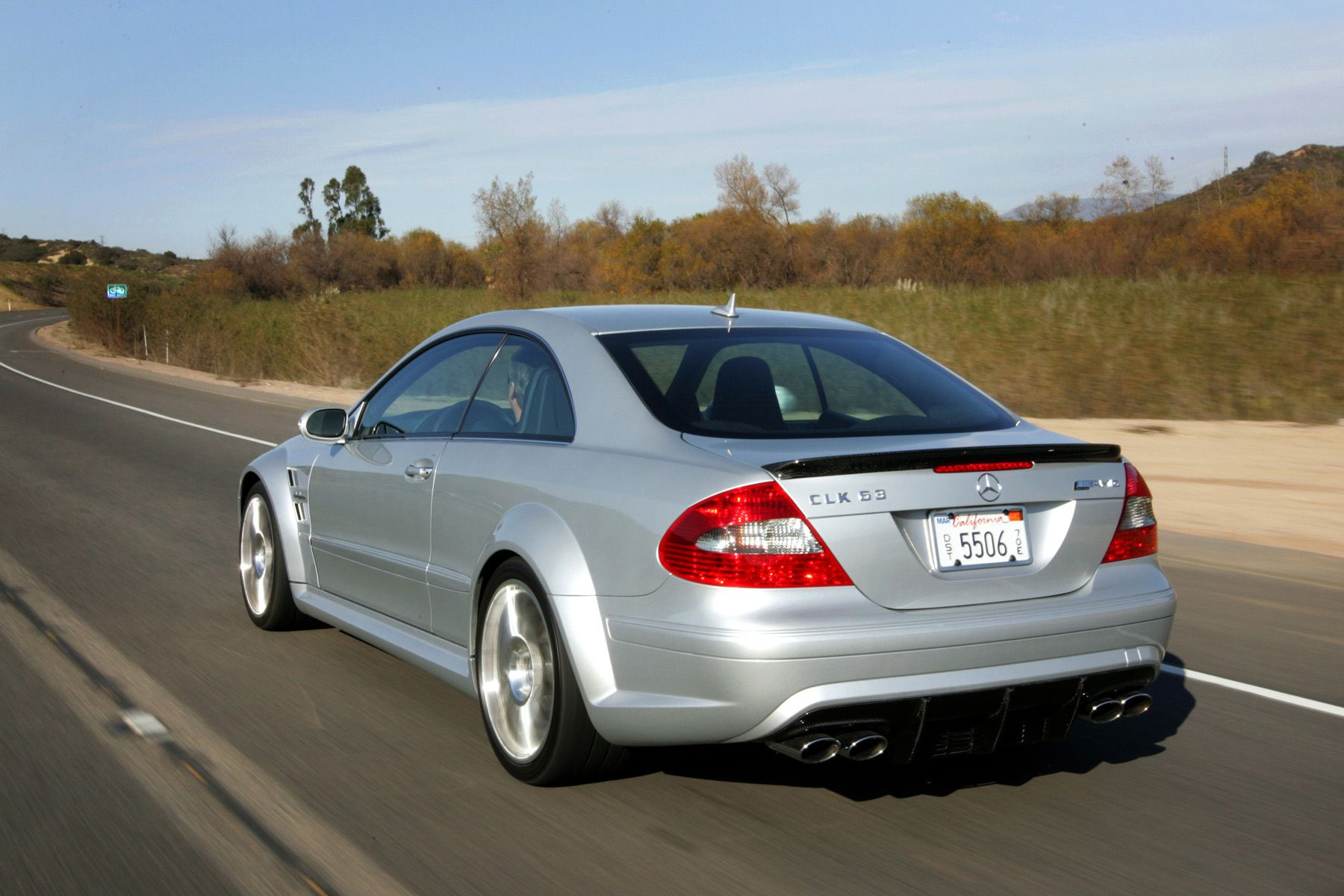 CLK 53 AMG Black Series
