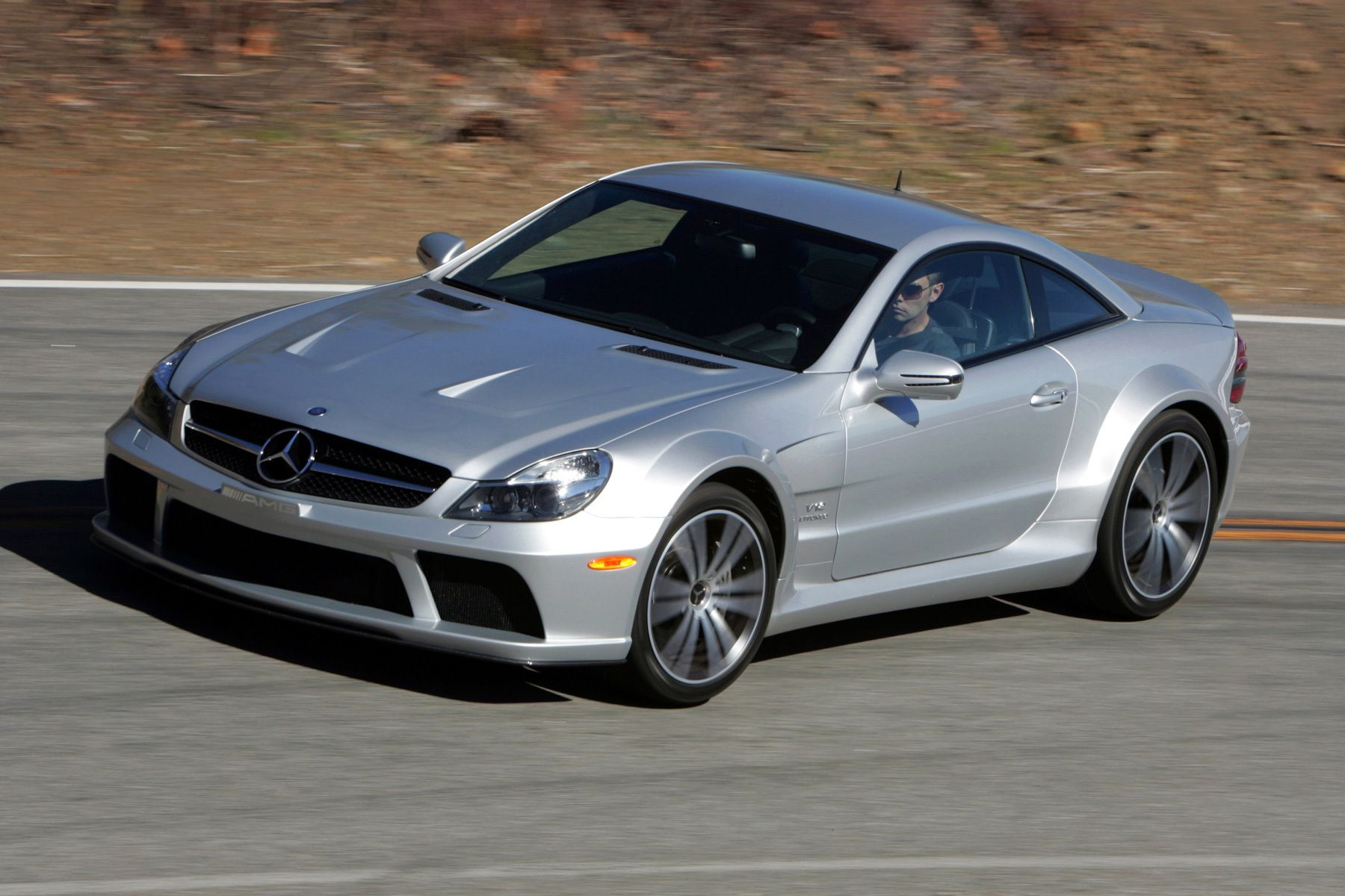 SL 65 AMG Black Series