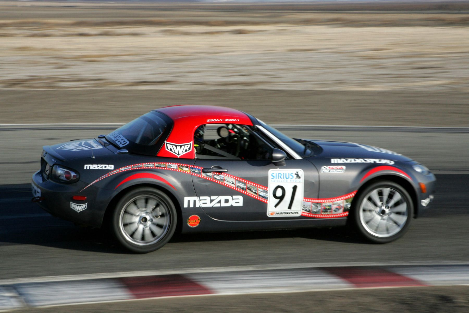 Mazda MX-5 Cup, Buttonwillow