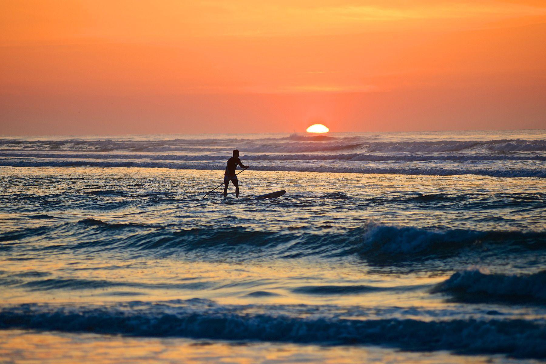 Surfer_Atlantic Ocean