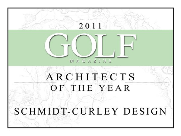 2011 Golf Magazine Award.jpg