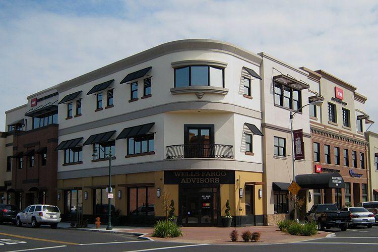 Main Street Promenade | Visalia, CAMangano Company, Inc.