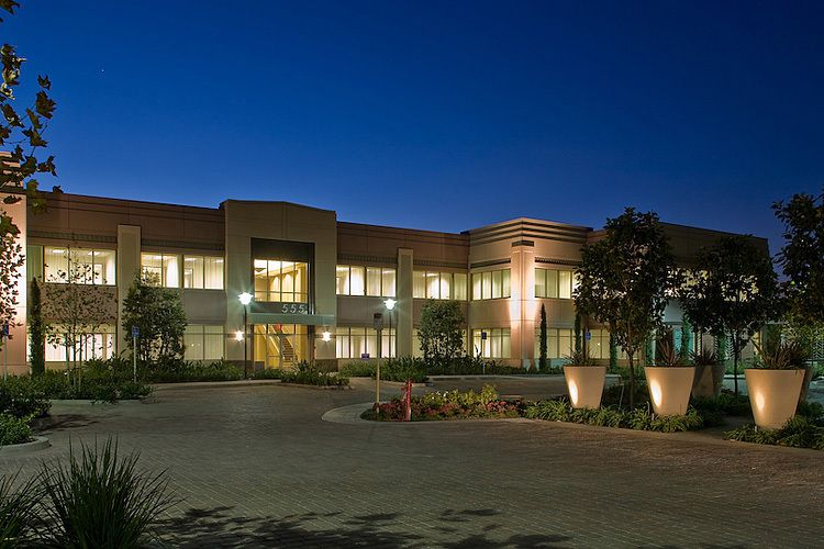 Ladera Corporate Terrace Bldg. 555 | Ladera Rnach, CALutzky Development / Rancho Mission Viejo Company