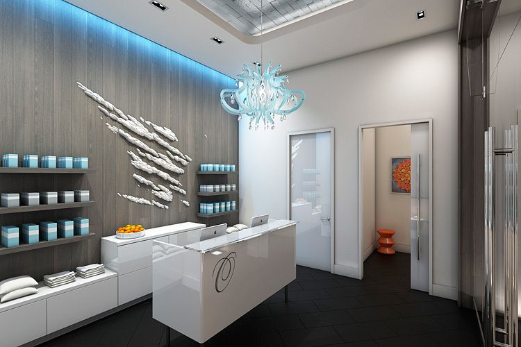 O Spa | Cerritos, CADesigner:  designstudio ltd.