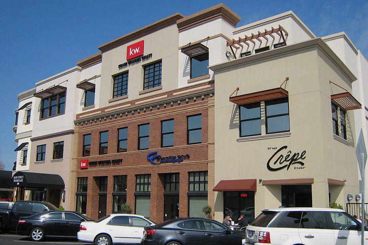 Main Street Promenade| Visalia, CAMangano Company, Inc.