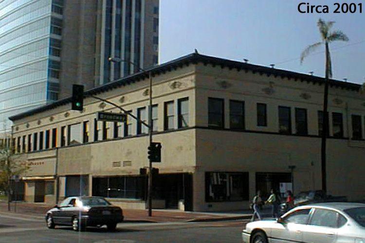 Phillips Hutton Building