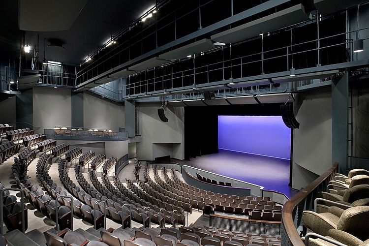 Gallo Center For The Arts | Modesto, CAStanislaus County