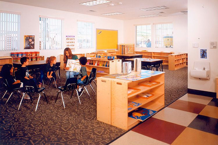 Montessori at Ladera Ranch | Ladera Ranch, CALutzky Development
