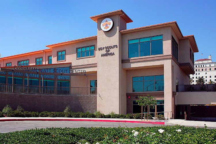 Cushman Watt Urban Scott Center | Los Angeles, CABoy Scouts of America - LA Area Council