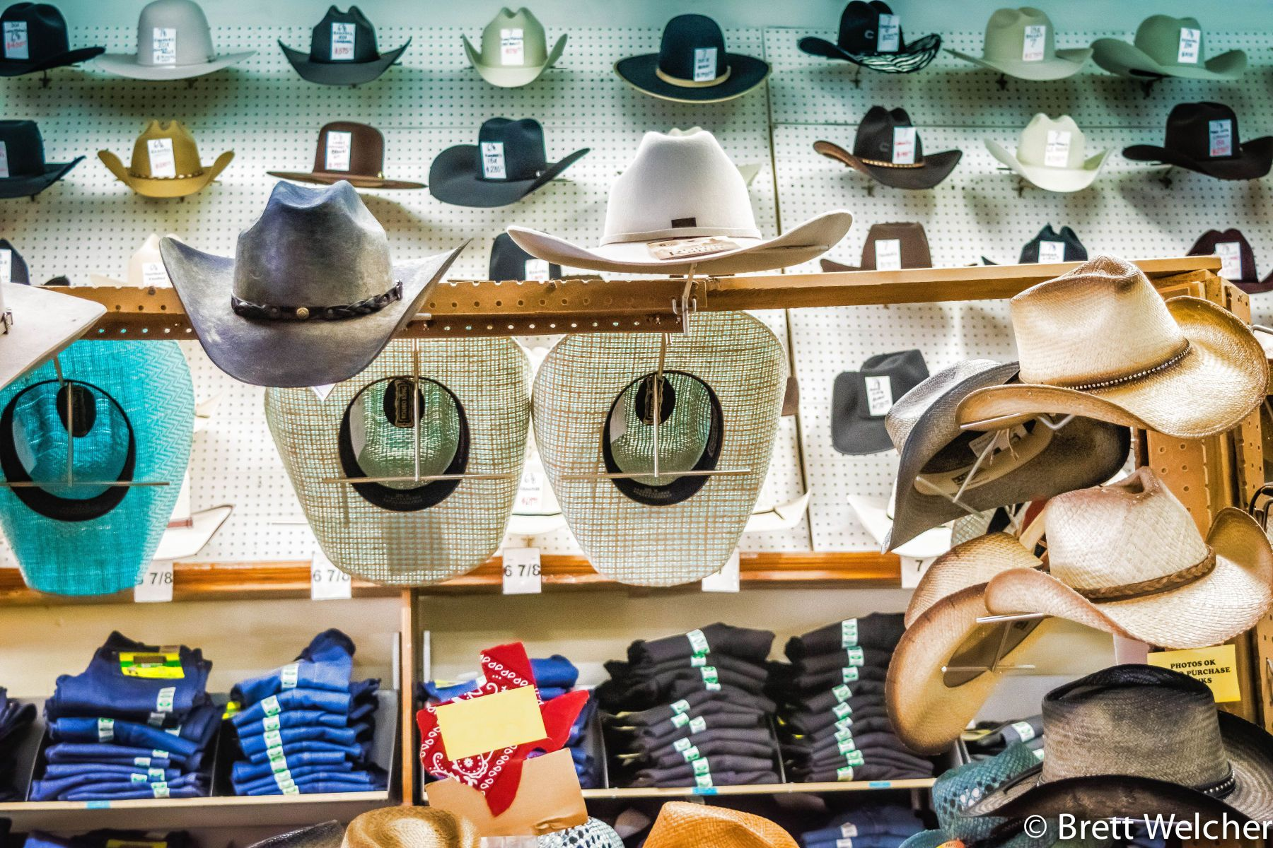 10-Gallon Hats for Sale - Fort Worth, Texas