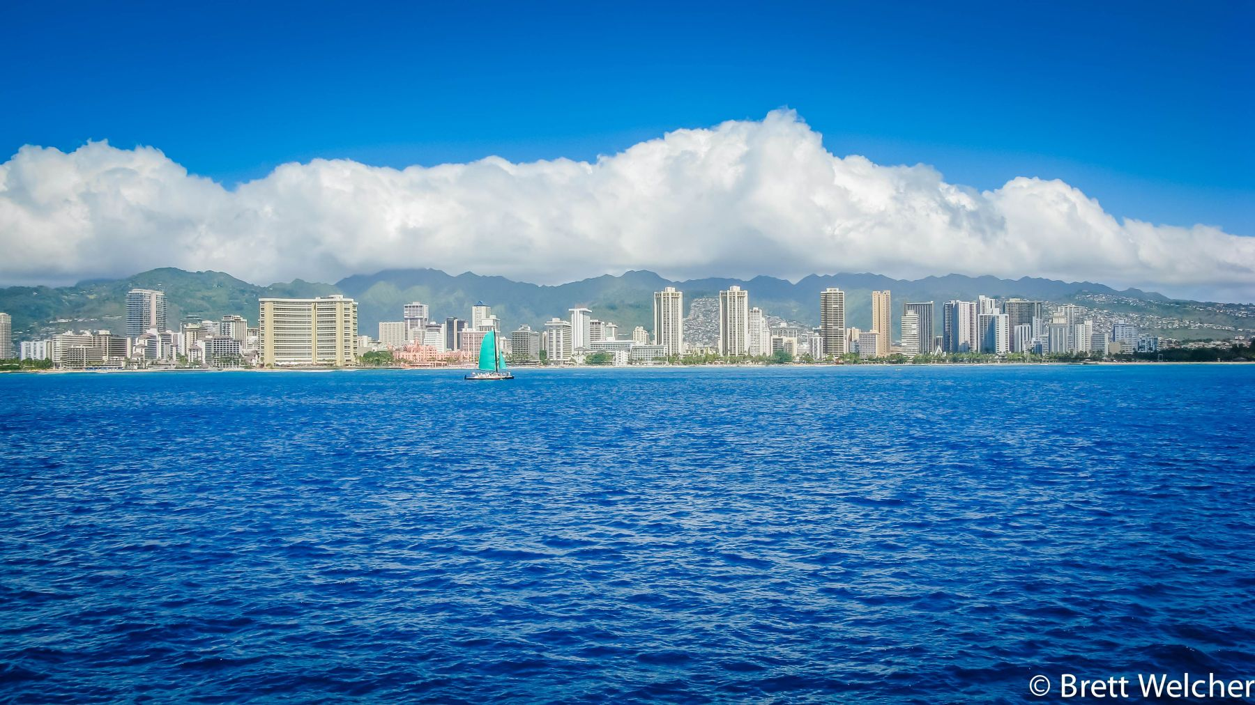 Tourism in Hawaii - Honolulu, Hawaii