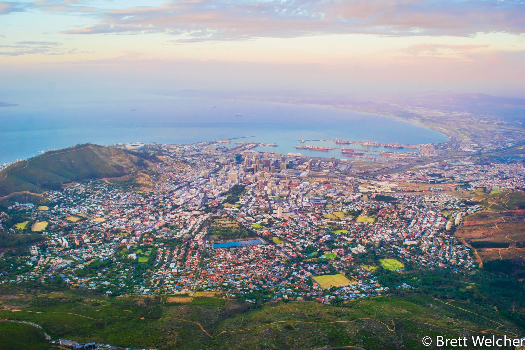 Table Mountain Aerial Cableway - Cape Town, Western Cape
