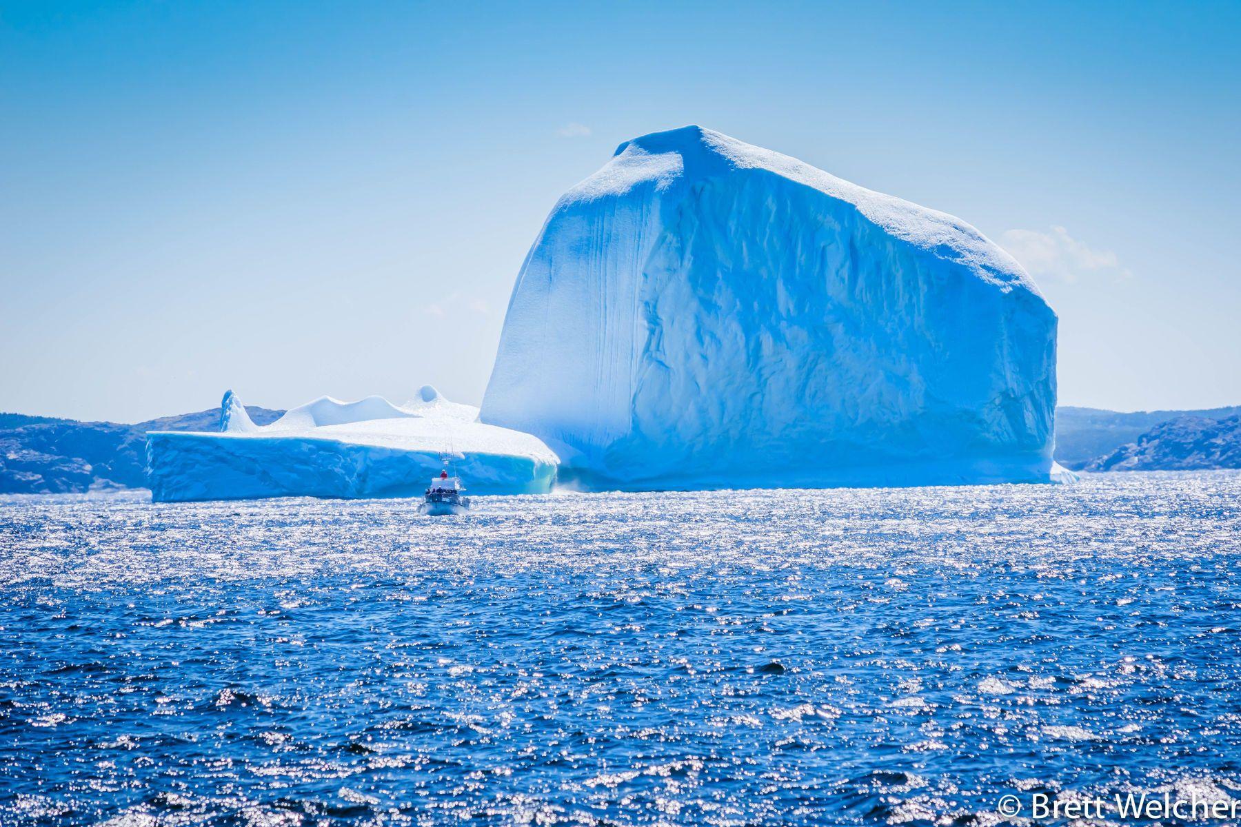 Icebergs - Twillingate, Newfoundland and Labrador