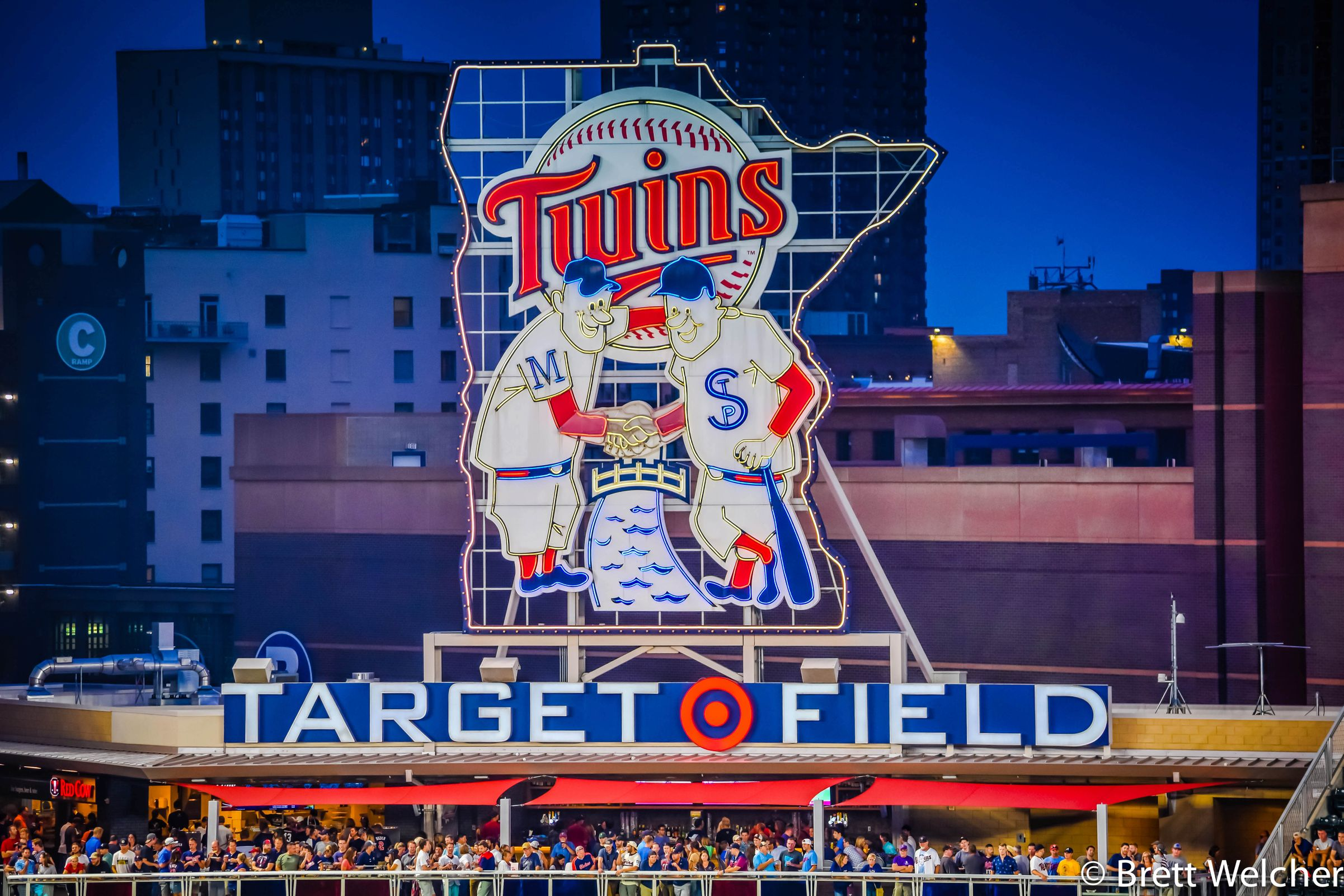 Target Field - Minneapolis, Minnesota