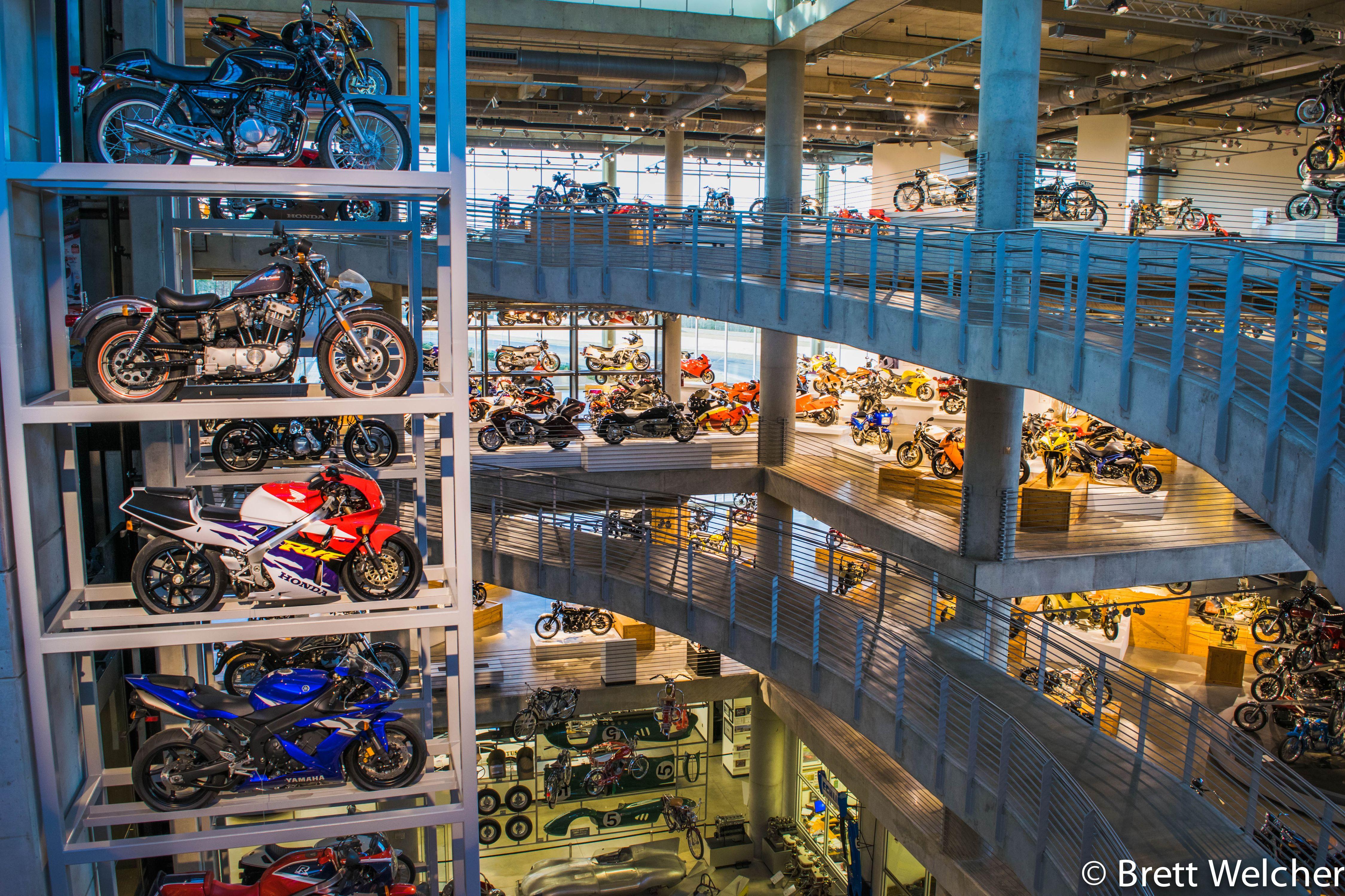Barber Vintage Motorsports Museum - Birmingham, Alabama