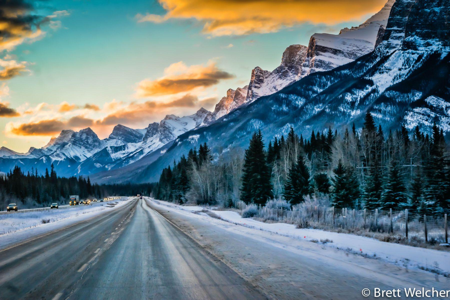 Banff National Park - Banff, Alberta