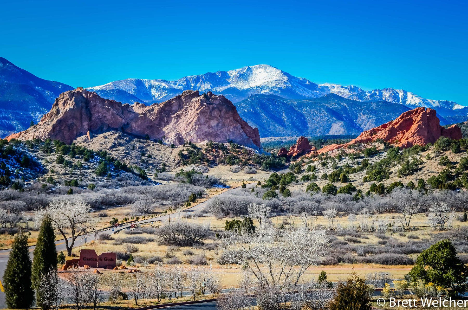 Garden of the Gods - Colorado Springs, Colorado