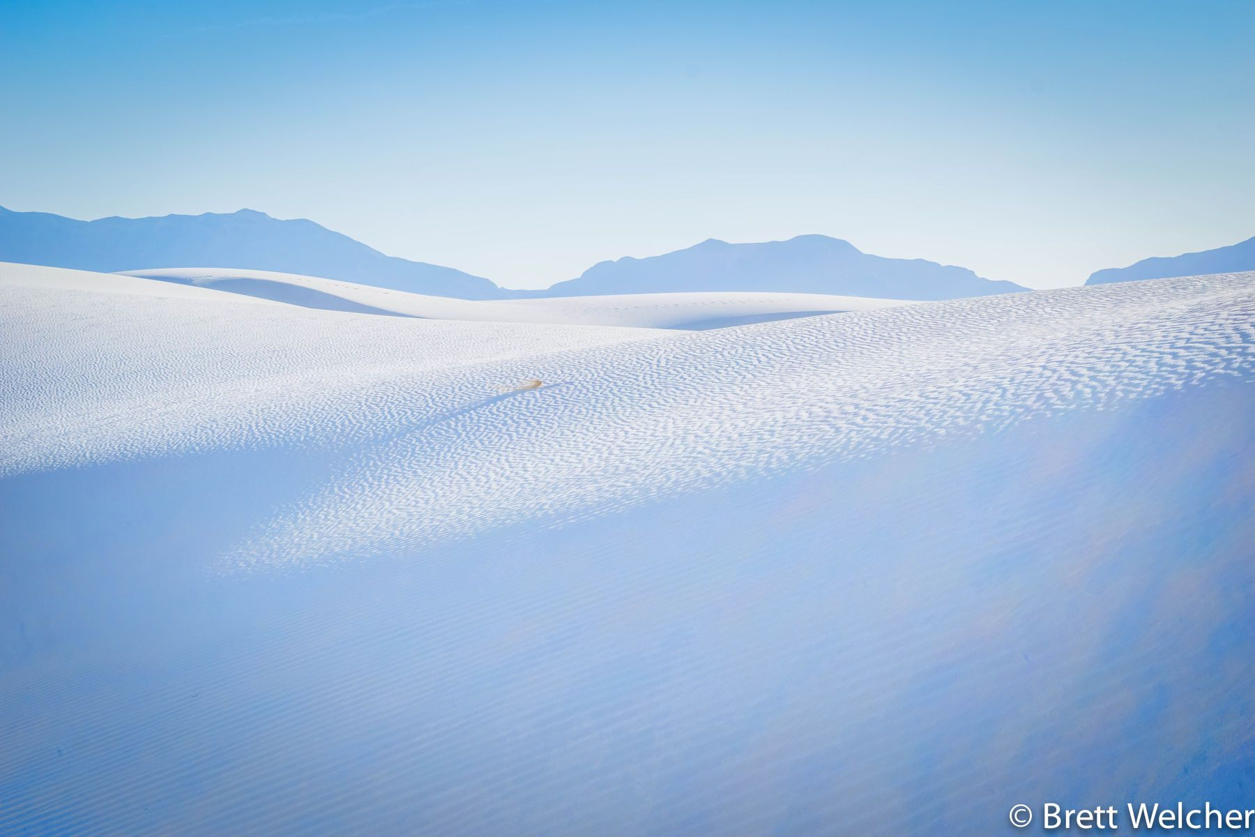 White Sands National Monument - Alamogordo, New Mexico