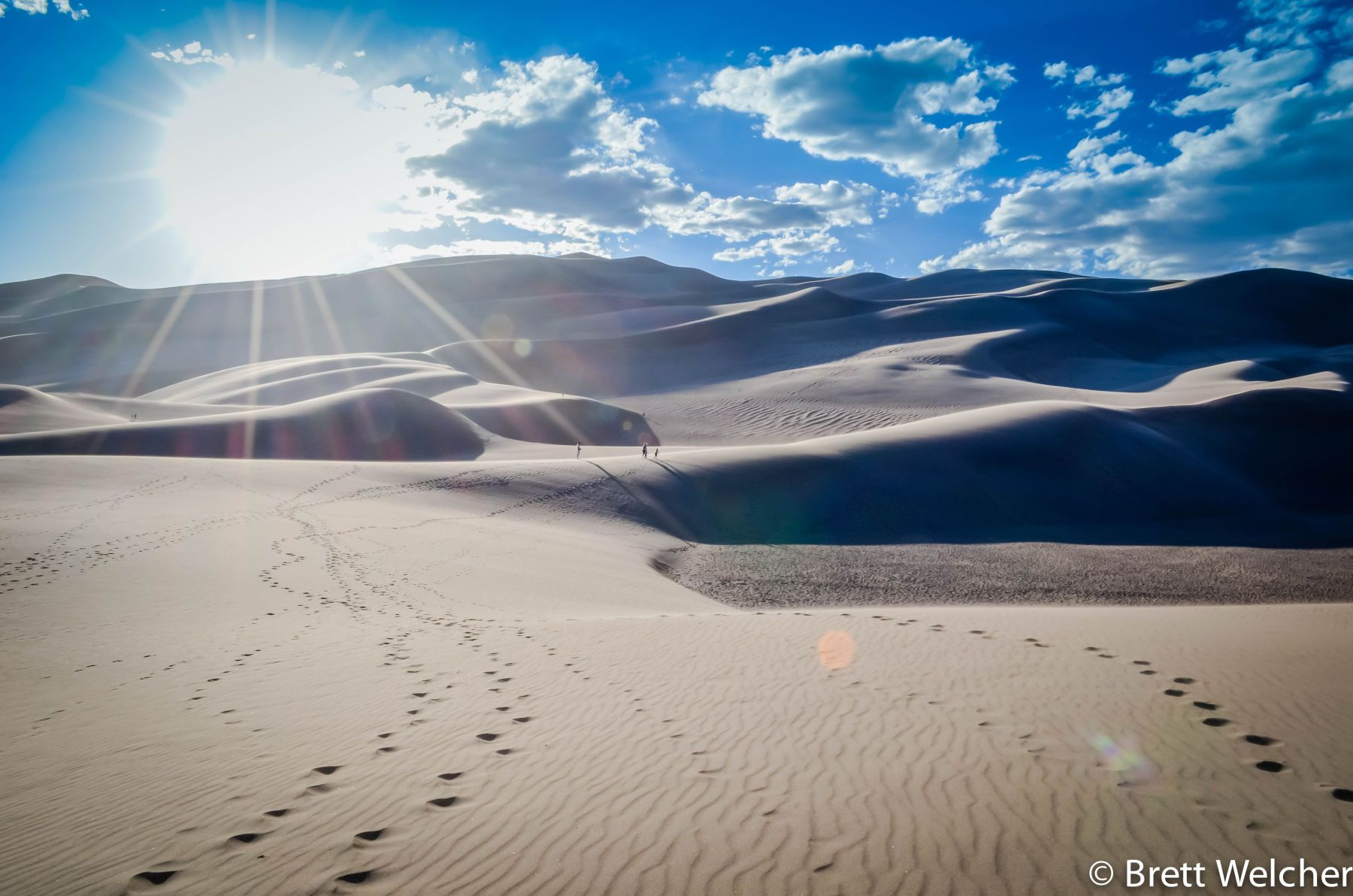 Great Sand Dunes National Park & Preserve - Mosca, Colorado