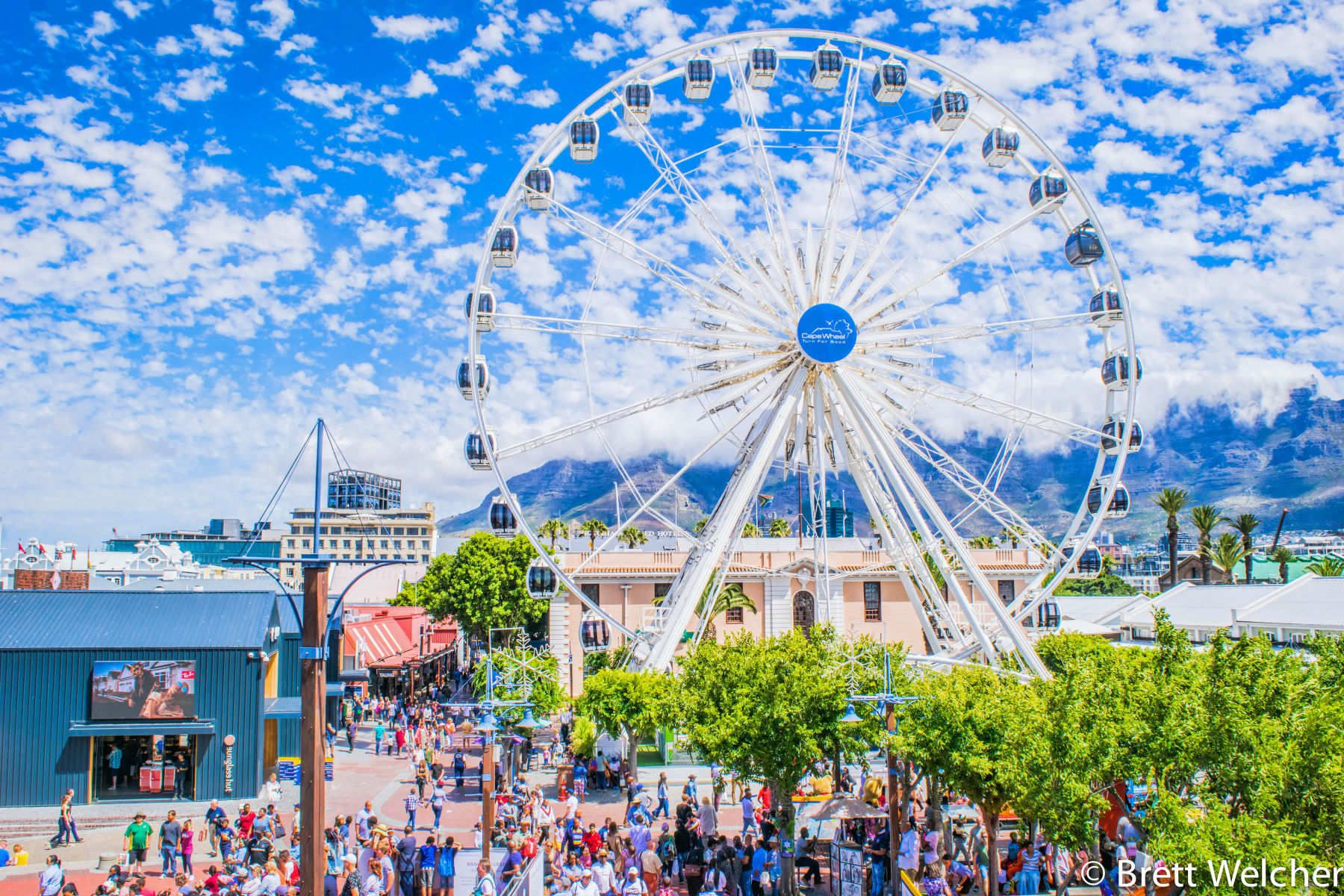Victoria & Alfred (V&A) Waterfront - Cape Town, Western Cape