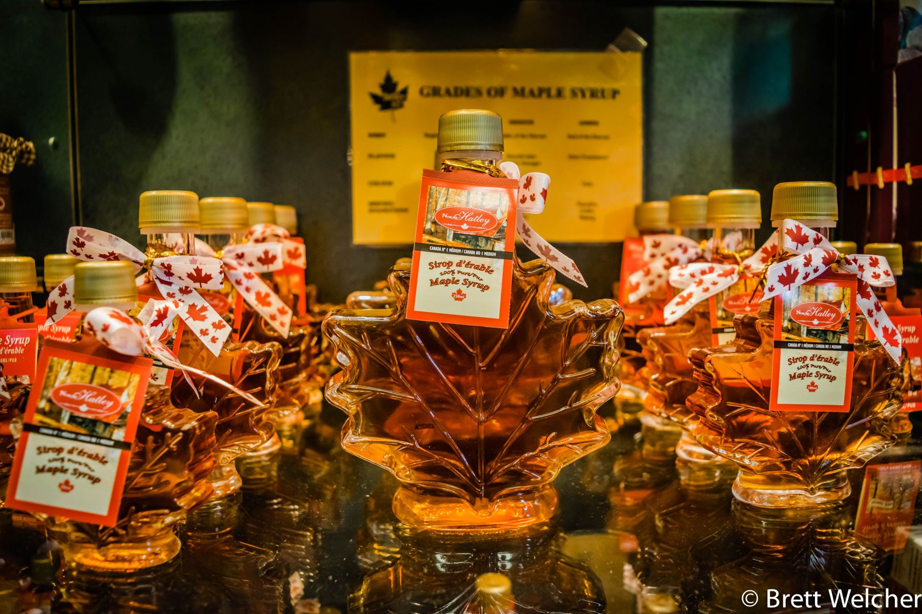 Maple Syrup - Montreal, Quebec