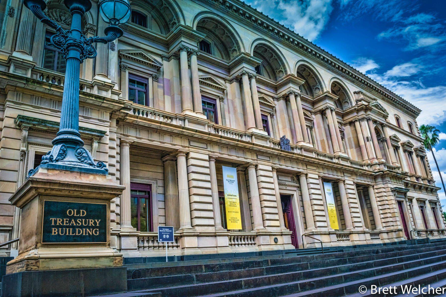 Old Treasury Building - Melbourne, Victoria
