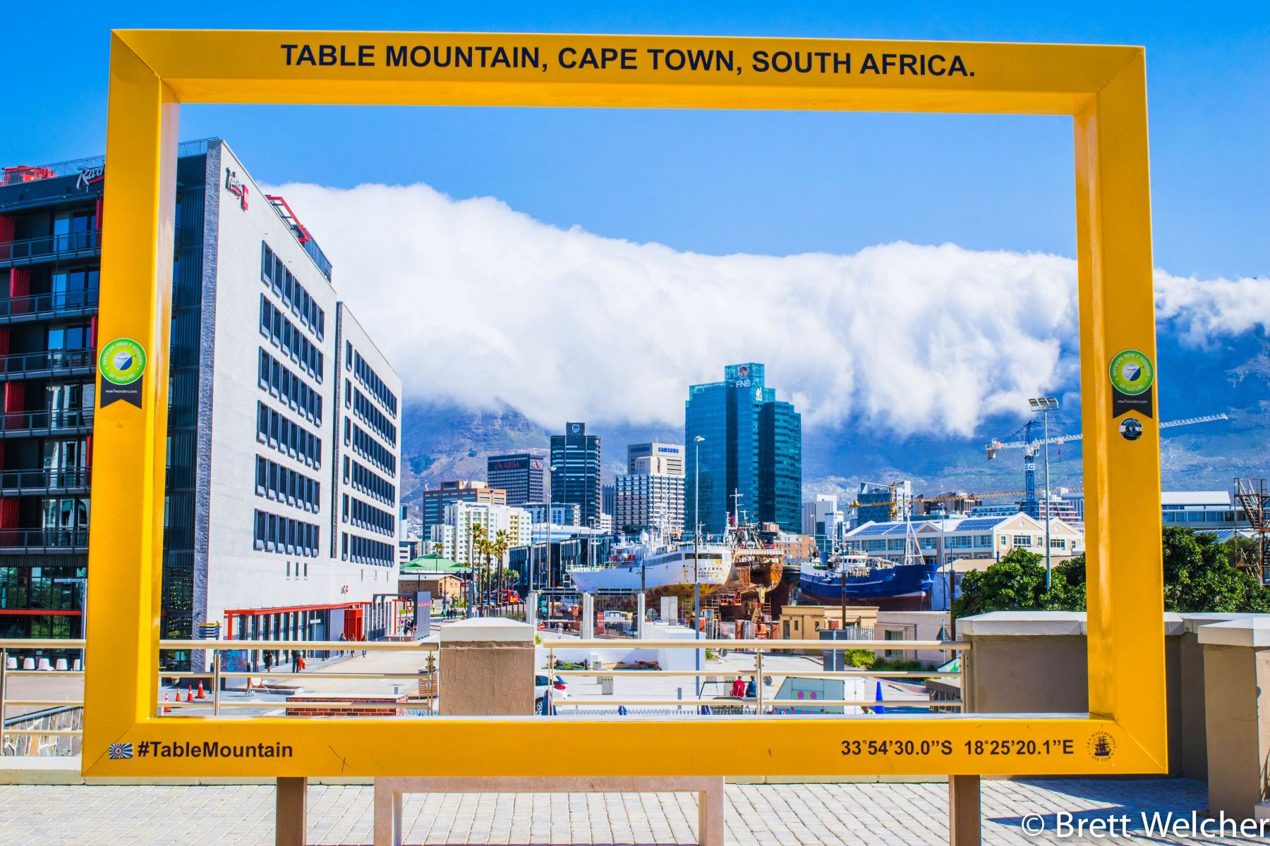 Table Mountain - Cape Town, Western Cape