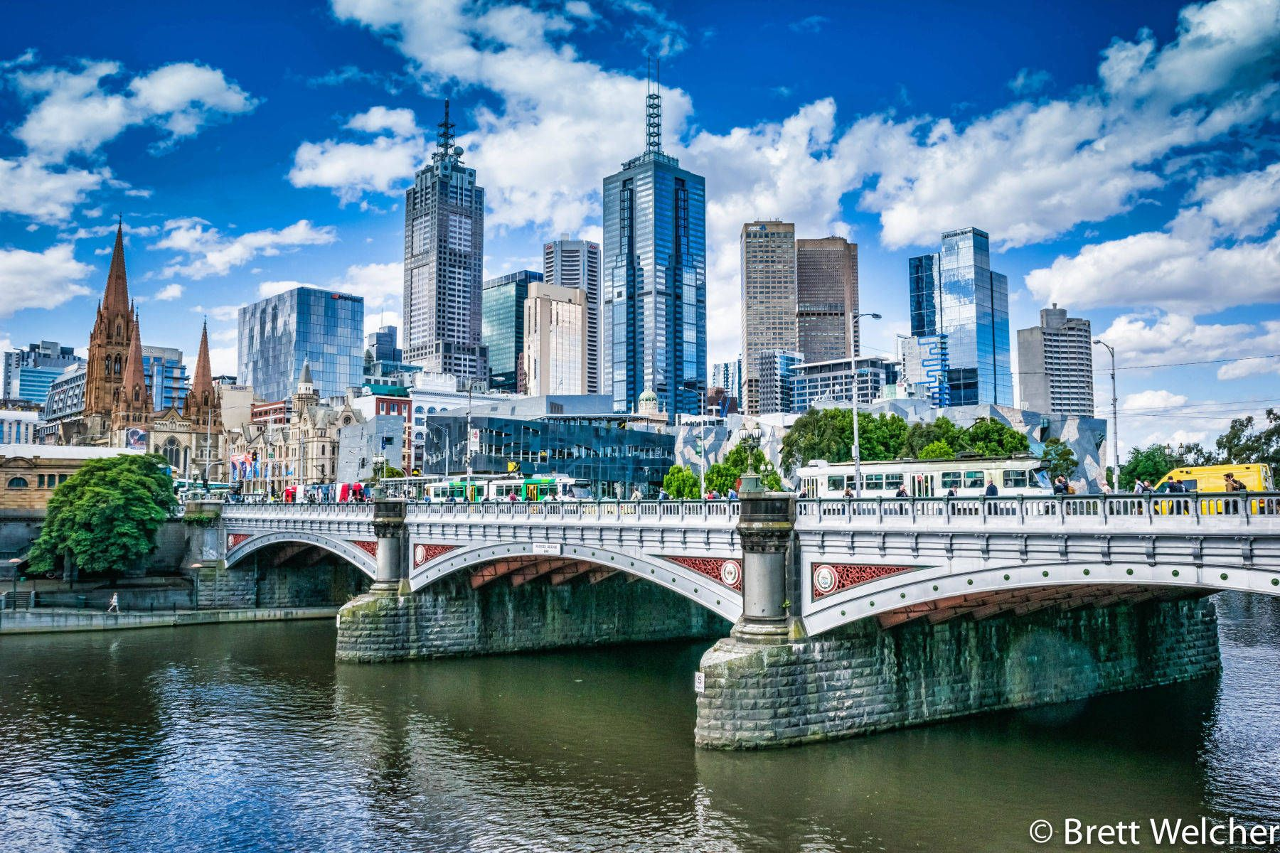"Australia's second biggest city is the ""capital of cool,"" according to Conde Nast Traveler. Survey respondents said that Melbourne is ""one of the classiest cities in the world"" and mentioned its ""abundance of parks and fabulous public art."""