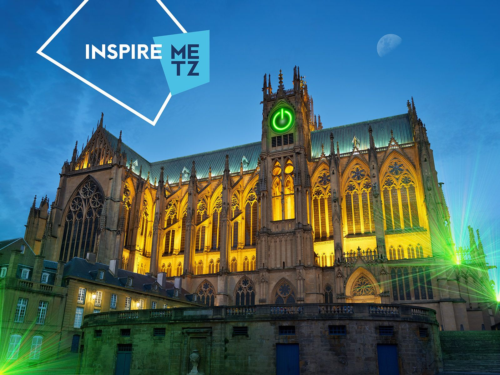 "City of Metz (France) - ""Inspire Metz"" campaign"