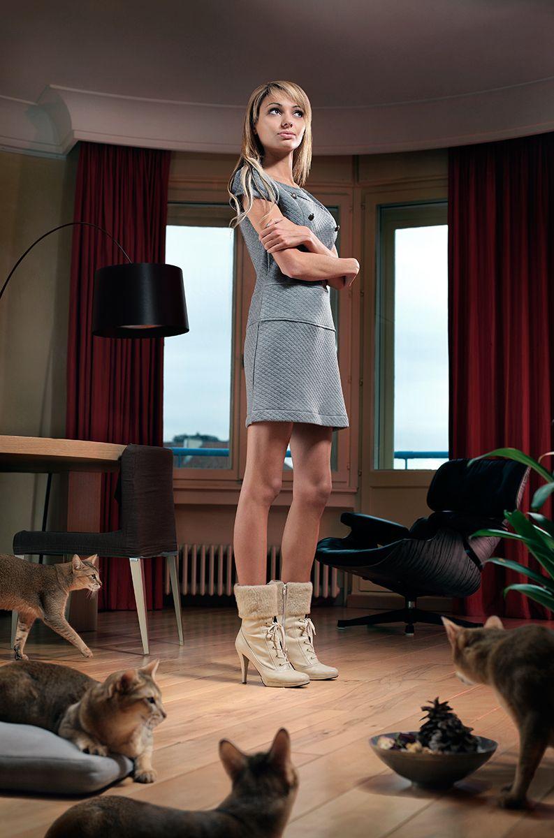 Retouching - Image Style © Benoit Lapray