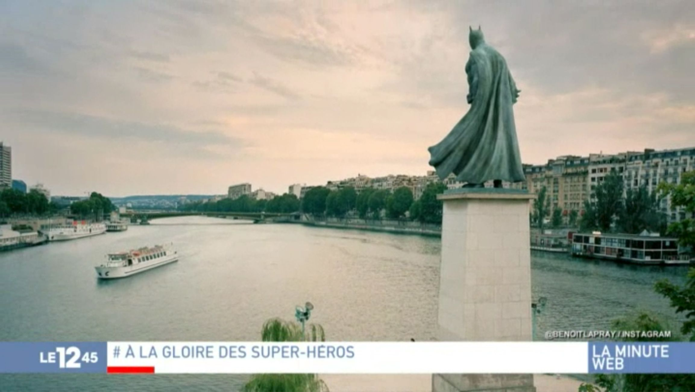 M6 TV news (France)