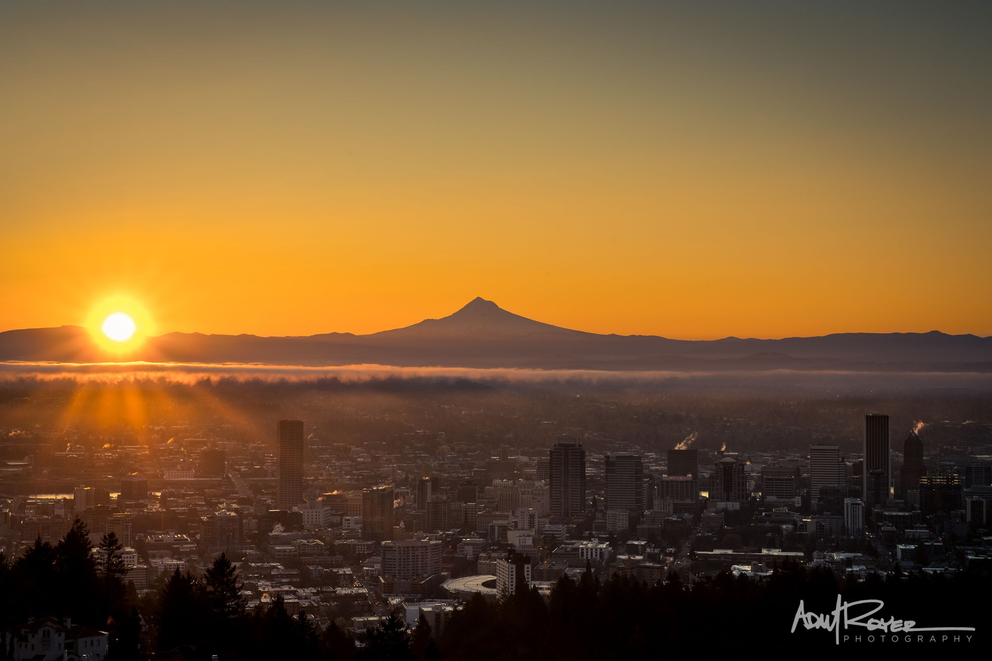 Mt. Hood Sunrise