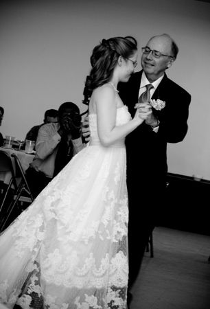 Daddy Dance with Bride