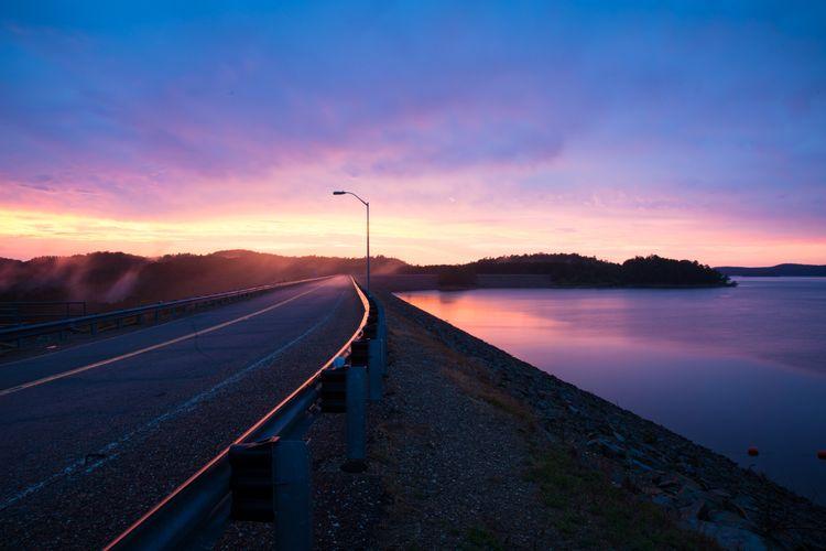 The Way: Broken Bow Dam