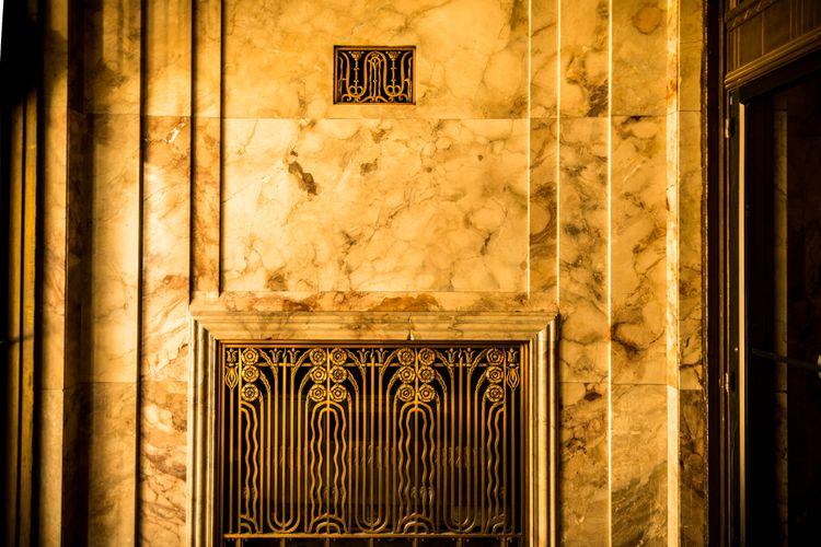 Tulsa Art Deco Lobby