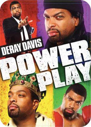 "deray davis ""power play"""