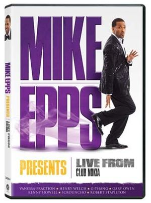"""""""mike epps presents"""""""