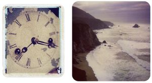 TIME and BIG SUR