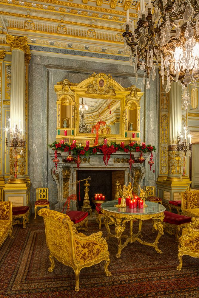 The Breakers celebrates  Christmas in Newport