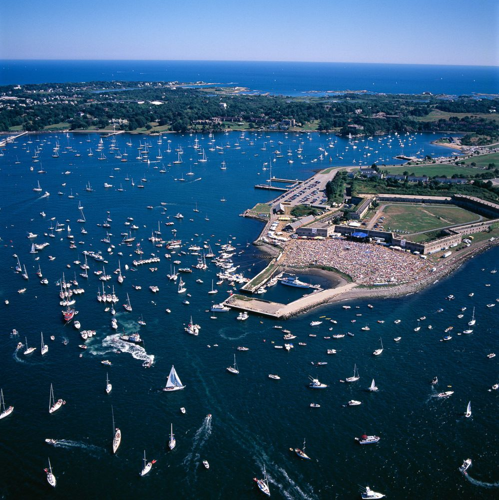 Newport Jazz Festival at Fort Adams State Park