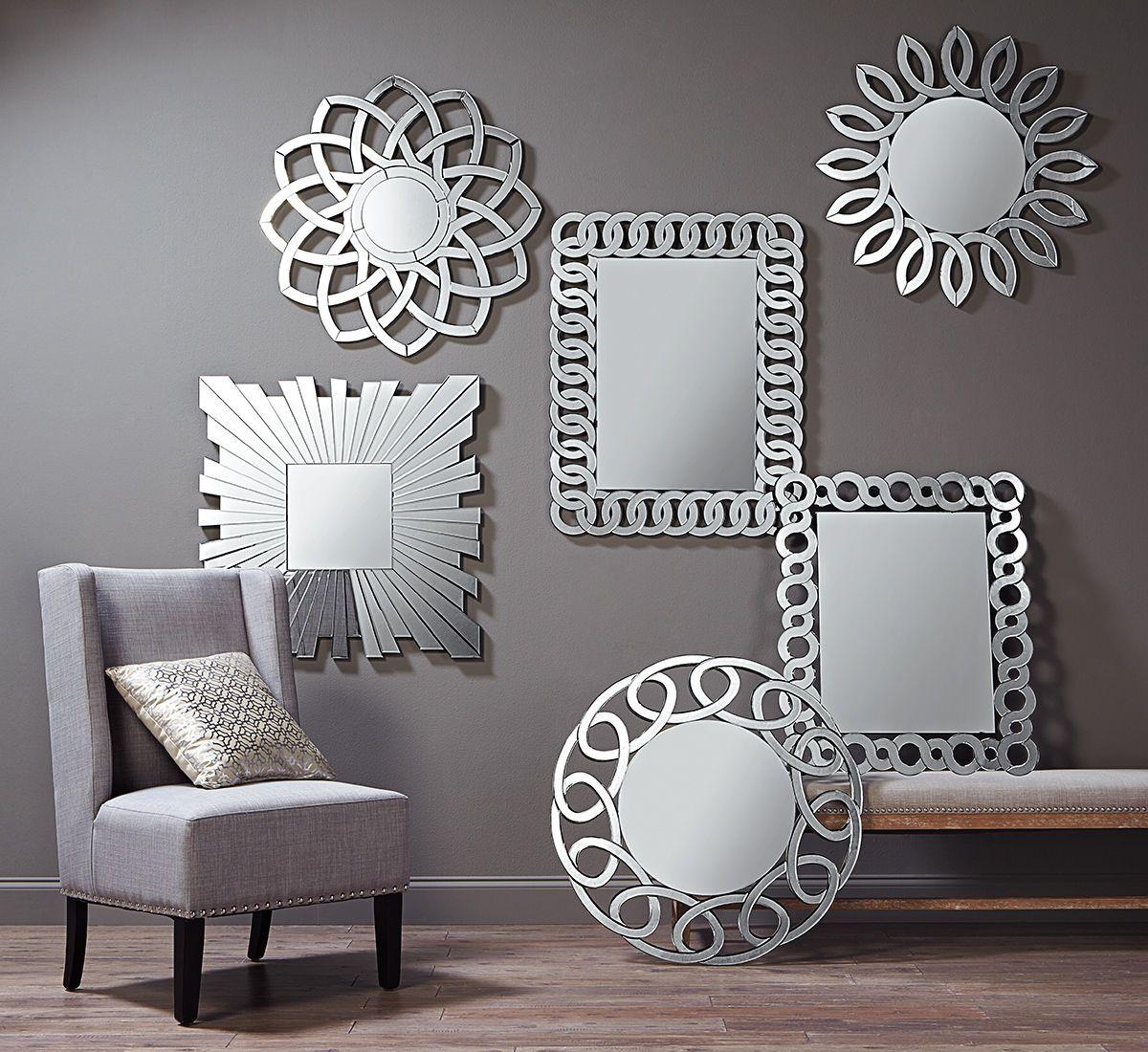Deco mirrors