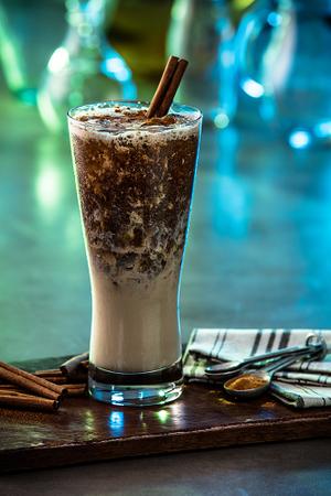 Cinnamon Stout  Cocktail