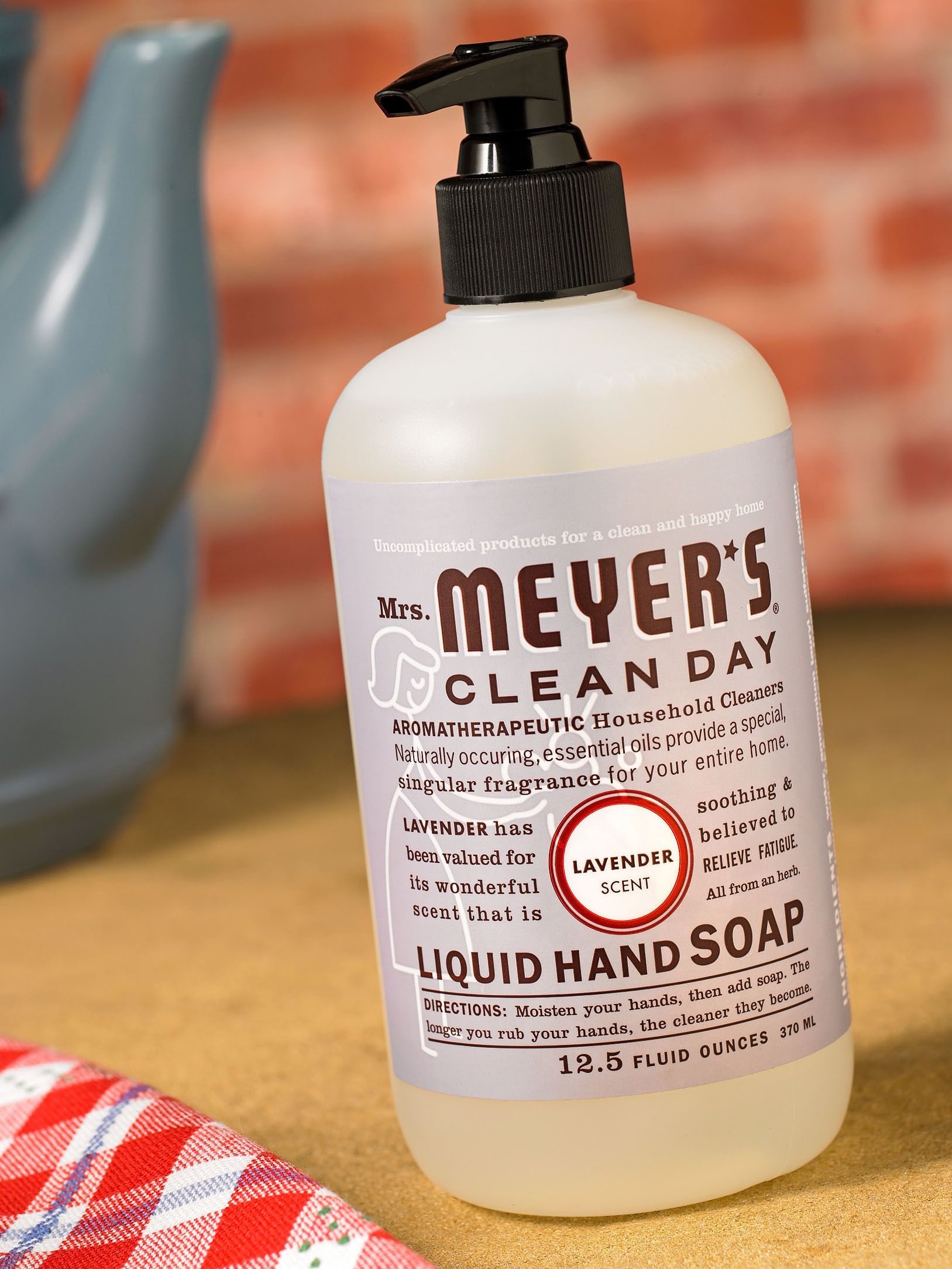 Mrs. Meyers hand soap