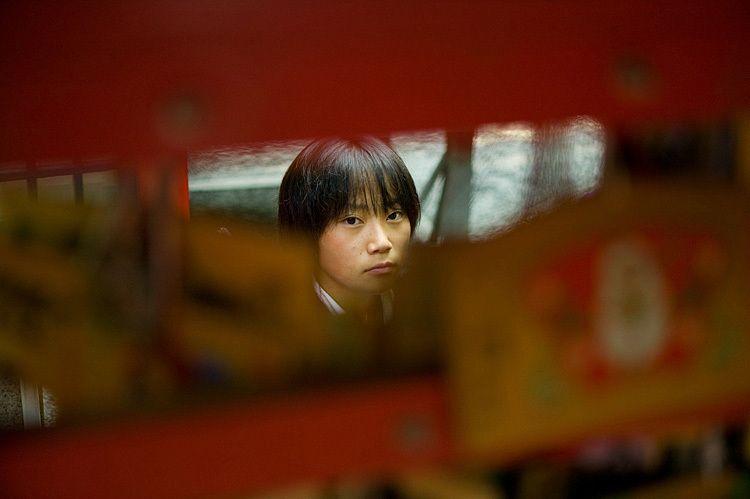 japan portrait urban