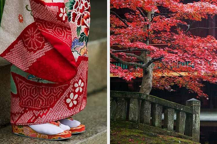 japan tradition kimono