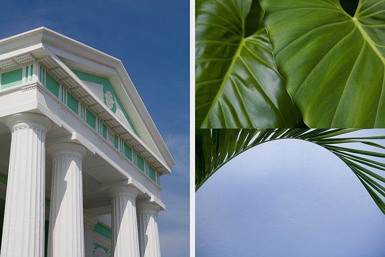 architecture caribbean curacao