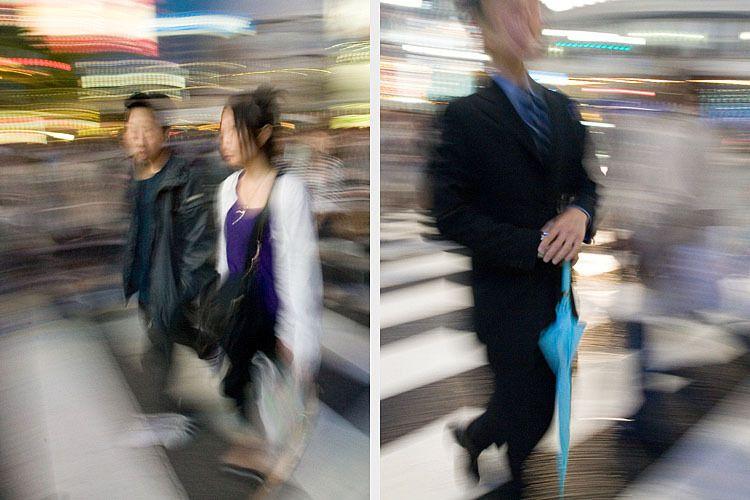 japan motion urban