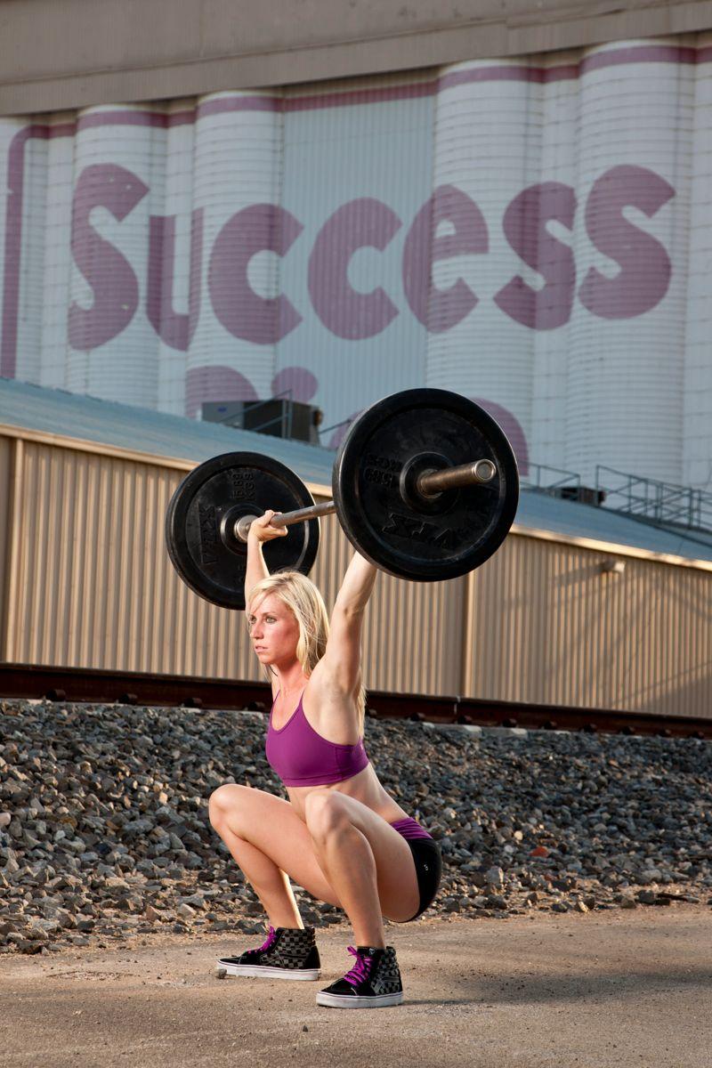 Leah Schulenberger for lululemon Athletica