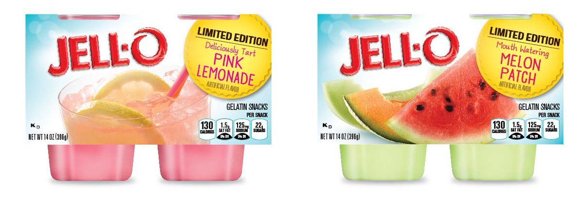 Jello Pudding Packaging